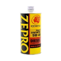 IDEMITSU Zepro Diesel 5W40 CF Fully Synthetic, 1л 2863-001